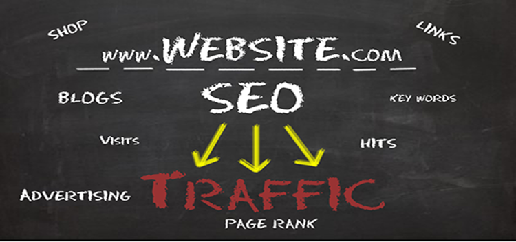 Website with SEO