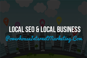 Local SEO - Local business