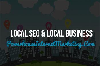 Local SEO - Local business